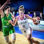 Euroleague : l'Asvel féminin s'incline très lourdement contre Sopron en quart de finale aller