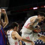Euroleague : à 0/6 face aux équipes espagnoles, le Real Madrid est en danger