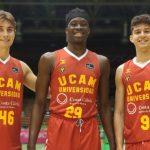 Espagne : Alex Antetokounmpo, frère de Giannis, a fait ses débuts avec Murcie