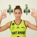 LFB : Alexia Dubié (Saint-Amand) tire ce soir sa révérence
