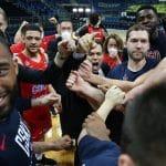 Euroleague : Le président de la fédération de Russie est intervenu pour éviter au CSKA Moscou un forfait