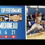 Vidéo: La top performance de David Michineau (Boulogne-Levallois) face à Orléans