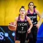 LFB : Ingrid Tanqueray donne la 2e place de la saison régulière à Lyon