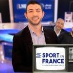 Vidéo: Dans les coulisses de l'émission de Sport en France sur la Jeep Elite