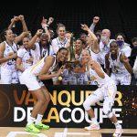 Les 6 infos de la semaine : Lattes-Montpellier et l'ASVEL triomphent en Coupe de France, la bataille fait rage en playoffs d'Euroleague