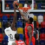 ASVEL : Moustapha Fall vers l'Olympiakos