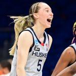 NCAA femmes : Paige Bueckers reçoit toutes les couronnes