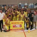NM1 : Avec sa victoire à Boulogne, Saint-Vallier, 4 000 habitants, remonte en Pro B