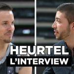 Vidéo: L'interview de Thomas Heurtel (ASVEL) par Lukas Nicot