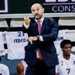 """Eurocup – Zvezdan Mitrovic (coach Monaco) : """"L'équipe est géniale, nous n'avons jamais abandonné"""""""