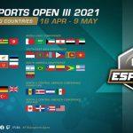 Une équipe de France 2K pour le FIBA Esports Open III