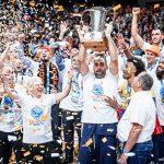 Le club israélien de Ironi Ness Ziona  remporte la FIBA Europe Cup