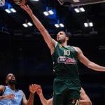Euroleague : Ioannis Papapetrou reste au Panathinaïkos