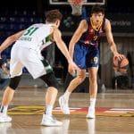 Leandro Bolmaro quitte Barcelone pour rejoindre les Minnesota Timberwolves