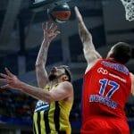 Euroleague : le CSKA Moscou domine Fenerbahce malgré un fabuleux Nando De Colo