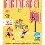 Coup d'envoi de la fête nationale du mini-basket