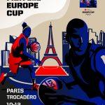 Les meilleures équipes de basket 3×3 d'Europe au Trocadéro en septembre