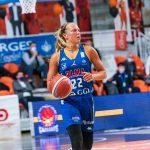 """Julie Allemand (meneuse de jeu de la Belgique) : """"Nous  nous devons de décrocher une médaille à l'Eurobasket"""""""