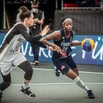 TQO 3×3 féminin : les Bleues battent l'Allemagne et font un pas vers la qualification !