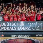 Le Bayern Munich s'approprie la Coupe d'Allemagne