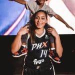 WNBA : Bria Hartley assurée de faire partie du roster final du Phoenix Mercury