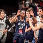 Equipe de France 3×3 : 8 joueuses pour débuter la préparation des Jeux Olympiques