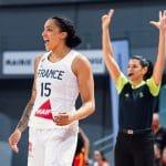 Équipe de France féminine – Préparation – La France marche sur l'Espagne, 72-45