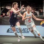FIBA 3×3 Europe Cup : Les équipes de France ont débuté la préparation