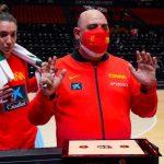 """Féminines – Lucas Mondelo, coach de l'Espagne : """"La ville de Valence va nous soutenir jusqu'à la mort"""""""