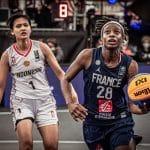 Vidéo: La montée en puissance de l'équipe de France féminine de 3×3 au TQO