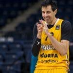 Lituanie : A 42 ans, une 26e saison attend l'ancien Villeurbannais Mindaugas Lukauskis