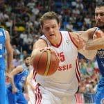 Russie : Timofey Mozgov veut aider l'équipe nationale au TQO