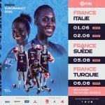 La billetterie pour les matches des Bleues à Mulhouse est ouverte
