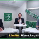 """Pierre Fargeaud (DG du Limoges CSP) : """"Les actionnaires vont faire un effort pour sauver le club"""""""