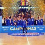 Féminines : Un 7e titre de champion d'Espagne pour Salamanque