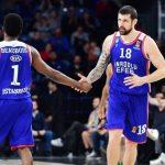 Turquie : Un double double pour Adrien Moerman avec Anadolu Efes