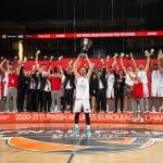 Euroleague : L'Anadolu Efes est champion d'Europe !