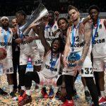 Les 6 infos de la semaine : Monaco sur le toit de l'Europe, les Bleus dans le groupe de la mort à l'EuroBasket