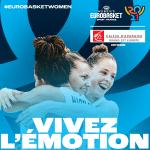 EuroBasket féminin : La Caisse d'Epargne et Suzuki partenaires officiels