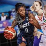 Ligue Féminine : Julie Wojta, Clémentine Samson et Yohana Ewodo à Tarbes