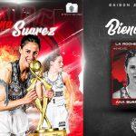 Ana Suarez (Basket Landes) débarque à La Roche Vendée