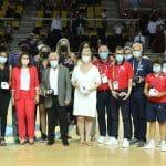 """Les 12 """"filles en or"""" honorées à Strasbourg"""