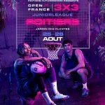 L'Open de France de la JuniorLeague 3×3 FFBB s'installe à Poitiers