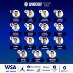 JO Tokyo : 10 des vice-champions du Monde dans la sélection argentine