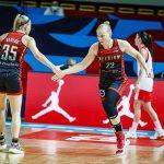 EuroBasket féminin : la Belgique en quart de finale, la Turquie éliminée