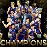VTB League : Le CSKA Moscou couronné pour la 9e fois d'affilée