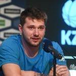 TQO : Luka Doncic et la Slovénie au complet