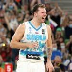 17 passes pour Luka Doncic lors de Slovénie-Croatie