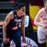 EuroBasket féminin – Endy Miyem après la qualification des Bleues en finale : « Mon seul objectif est de remporter la médaille d'or »