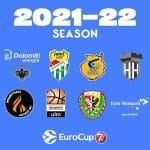 Eurocup : Boulogne-Levallois et Bourg représentants français pour la saison 2021-22